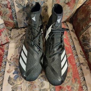 Men Adidas Football Adizero 5-Star 7.0 Mid Cleats